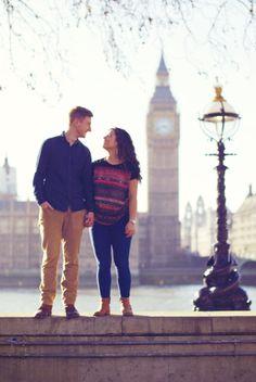 London Engagement by https://www.facebook.com/DeborahStevensonPhotography