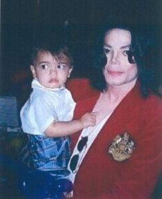 MJ and Blanket