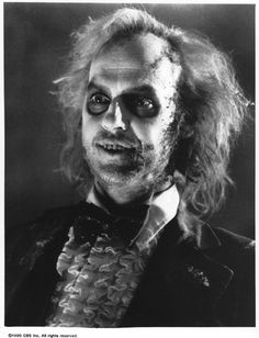 Beetle Juice #MichaelKeaton #TimBurton #movie