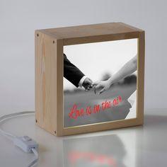 kitkasa-caja de luz para bodas y eventos
