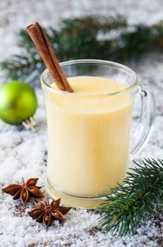 YUMMY eggnog (more like an almond milk treat with holiday spices)