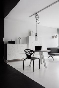 Domo /_ Nomad Space by Kasia Orwat Home Design