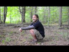 The Flat Footed Squat: Human's Natural Resting Position - Naturally realign your body through the way in which you rest!