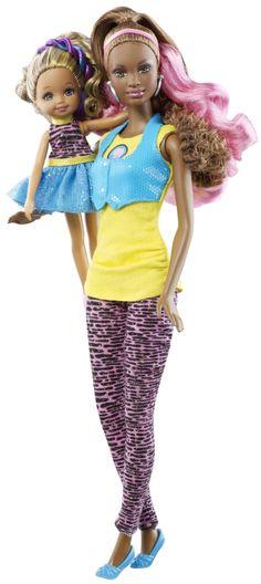 *2011 So in style locks of looks Kara & Kianna dolls #V7121