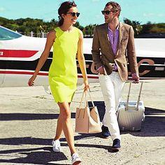 His & Her: Street Style #summer #fashion #hisandher #heatwave #chic
