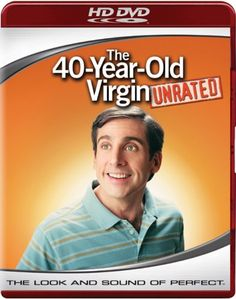 The 40-Year-Old Virgin [HD DVD] [2005] A brilliant comedy drama 5*****