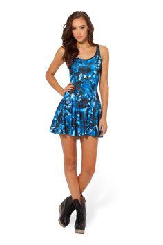 Sapphire Vs Sick of Men Inside Out Dress - LIMITED CAPPED PRE SALE › Black Milk Clothing