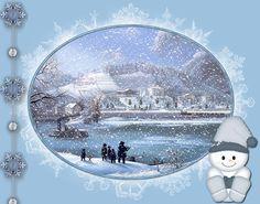 Vánoční obrázky a Gify - Vánoce, vánoce přicházejí......