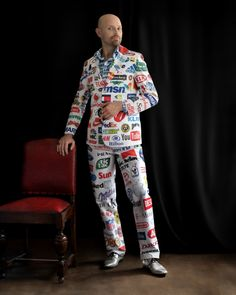 Transparency Suit - every politician should have one.