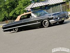 1963 Chevrolet Impala SS Convertible - Lowrider Magazine