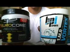 MuscleTech Neurocore vs BPi Sports Vortex pre-workouts