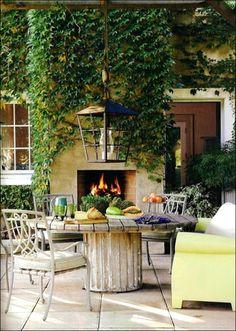 279 best Garden room images on Pinterest | Gardens, Backyard patio ...