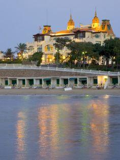 Montazah Palace Alexandria egypt  El Salamiek Palace Hotel and Casino. Alexandria, EGYPT
