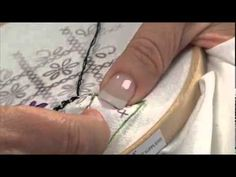 Watch and learn the basic stitches for Embroidery. Learn cross-stitch, chain stitch, stem stitch and french knot. You'll be stitching in no time!