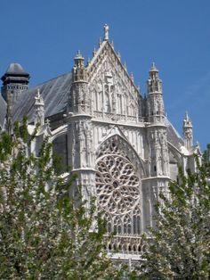 Beauvais / Cathédrale Saint-Pierre. Picardie