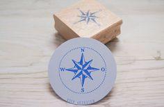 Seerose, Kompass