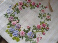 Resultado de imagem para pinterest bordados