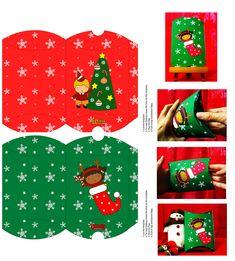 Pigtails Christmas Box by jazgirl.deviantart.com on @DeviantArt