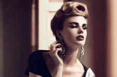 Wedding-hair-makeup-inspiration-elegant-sophisticated-bride-bridal-updo-2.full