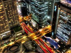 crossing!! Tokyo Metropolitan.