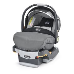 Chicco KeyFit 30 Infant Car Seat W/Boot - Graphica