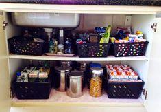 Organize sem Frescuras   Rafaela Oliveira » Arquivos » Meu Cantinho: botando a cozinha em ordem!
