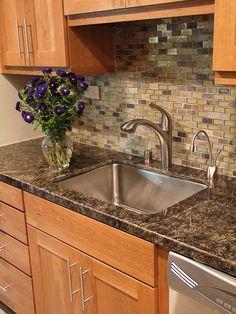Kitchen Backsplash Design, Pictures, Remodel, Decor and Ideas - page 47