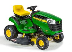 John Deere D105 Accessories and Attachments