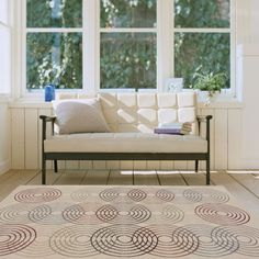 160x230 Circles Rug Rug by Edito designed in France #MONOQI