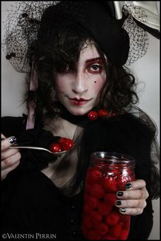 Cherries by ValentinPerrin on deviantART