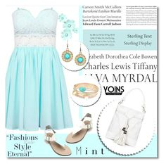 """""""Yoins 53"""" by mellie-m ❤ liked on Polyvore featuring Tiffany & Co., yoins, yoinscollection and loveyoins"""