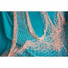 Tan Fishing Nets, Fish Net, Luau, Party, Nautical Decor, Netting - $10 :  wedding tan fishing nets fish net luau party nautical decor netting beach ocean rafia Net