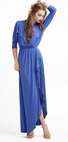 Simi Dress - Cobalt Blue