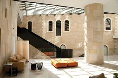 Mamilla Hotel in Jerusalem by Safdie Architects