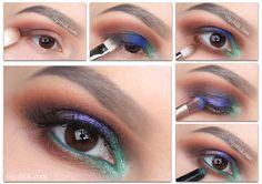 colorful-smokey-eyes-step-by-step