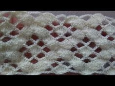 Construction of a bridal vest with a carouselCap to mit Blattzöpfen und im tunesischen StichThis Pin was discovered by Yas Filet Crochet, Crochet Motif, Crochet Baby, Knit Crochet, Knitting Stitches, Baby Knitting, Simple Elegant Dresses, Crochet Videos, Crochet Edgings