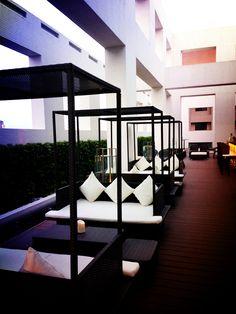 Millennium Vee Hotel Taichung's Moonight-Sky Bar
