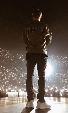 Justin Bieber Purpose Tour