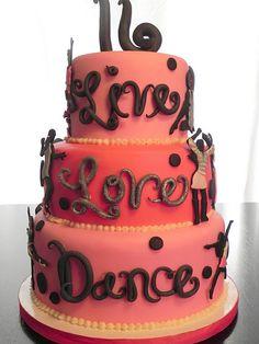 Her recital is on her birthday...great idea http://www.ebay.com/usr/debsshirtopia