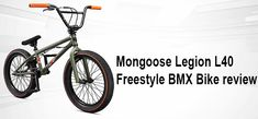 Do you need a BMX bike at an affordable price? We suggest you go with Mongoose Legion BMX Bike. We discuss this bike in this article with some unique features. Best Mountain Bikes, Mountain Biking, Bmx Bikes, Sport Bikes, Bmx Bike Brands, Bmx Frames, Reggie Miller, Best Bmx, Bmx Parts