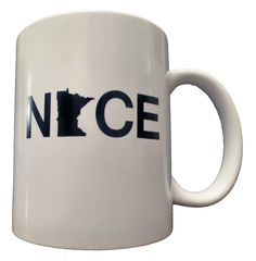 Minnesota Nice Diner Coffee Mug – Minnesota Awesome