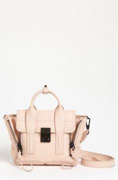 ...This blush Phillip Lim bag is everything...