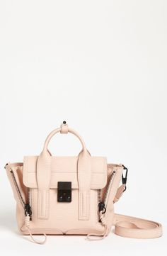 ...This blush Phillip Lim bag is everything...