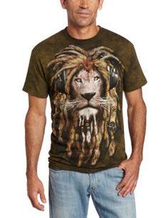 Amazon.com: The Mountain Men's Dj Jahman T-shirt: Clothing