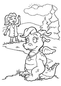 oil pastel coloring pages | christmas dinosaur coloring pages | Coloring Pages For ...