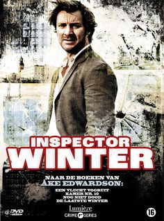 Inspector Winter. Swedish TV series bases on the novels by Åke Edwardson.