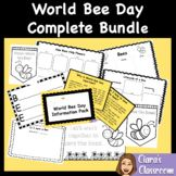 World Bee Day Complete Pack Sequencing Activities, Writing Activities, Learning Resources, Teacher Resources, How Bees Make Honey, Bee Template, Curriculum, Homeschool, Interesting Information