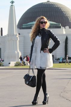 White-topshop-dress-black-asos-jacket-black-chanel-bag_400