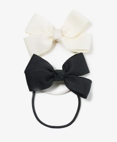 bow hair band set from forever 21 only $1.80
