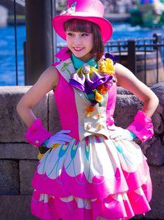 Carnival Festival, Colorful Fashion, The Magicians, Disneyland, Harajuku, Snow White, Dancer, Kawaii, Cosplay